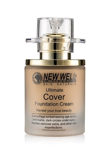 New Well New Well Professional Cover - 03 Fondöten Renksiz